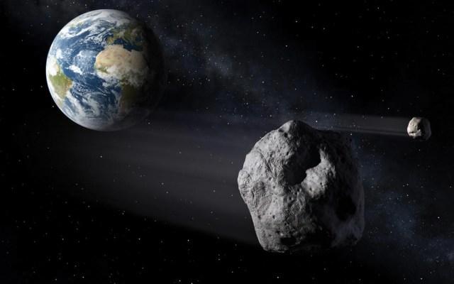 Asteroide más grande que tres campos de futbol se acercará a la Tierra - Foto de NASA