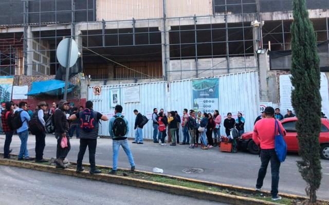 Continúa búsqueda de trabajador tras derrumbe en Álvaro Obregón - trabajador derrumbe Álvaro Obregón