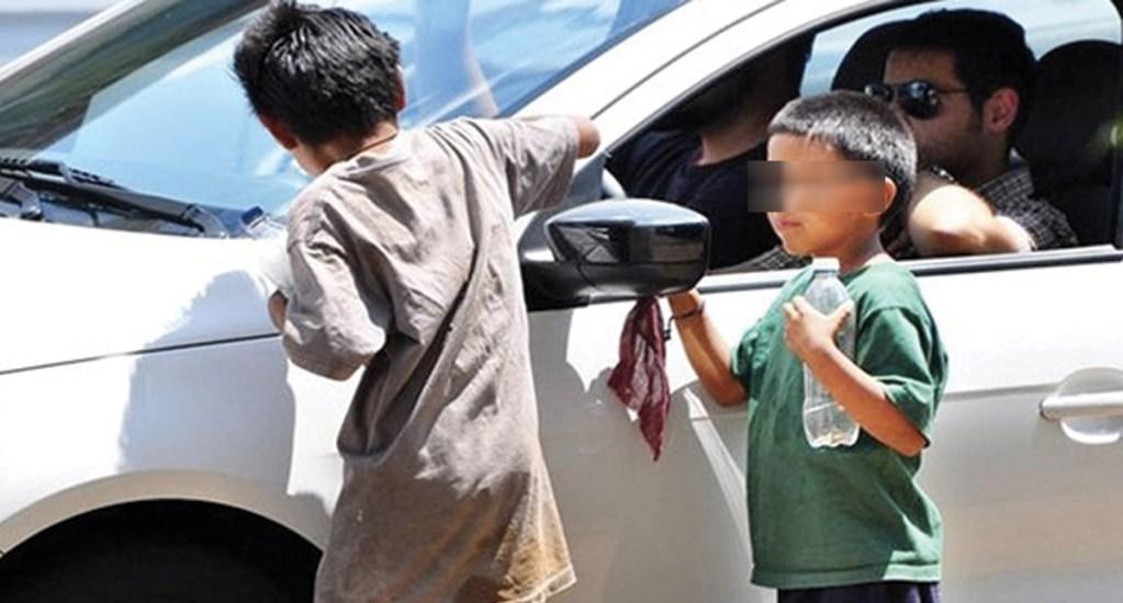Más de 3.2 millones de niños mexicanos trabajan - Foto de La Prensa