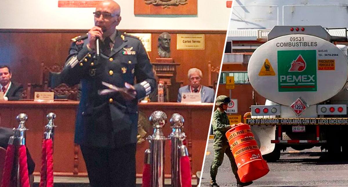 Vinculan a proceso a tres militares relacionados con el general Trauwitz