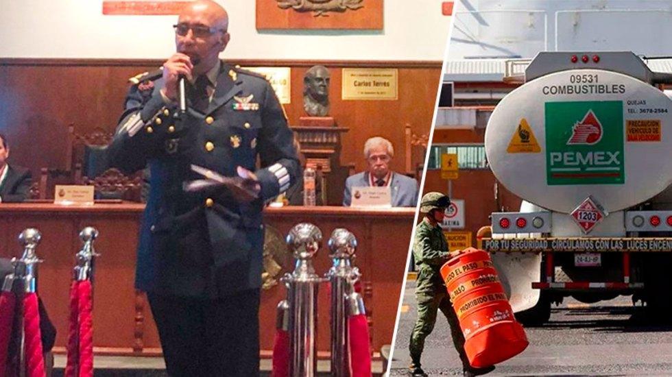Vinculan a proceso a tres militares relacionados con el general Trauwitz - militares