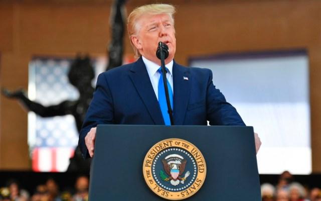 Vínculo entre EE.UU. y aliados es irrompible: Trump - trump aliados