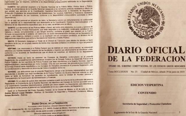 Versión impresa del Diario Oficial de la Federación llega a su fin - Foto de @Ricar_peralta