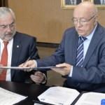 ASF y UNAM firman acuerdo para promover cultura de la fiscalización - UNAM ASF acuerdo fiscalización