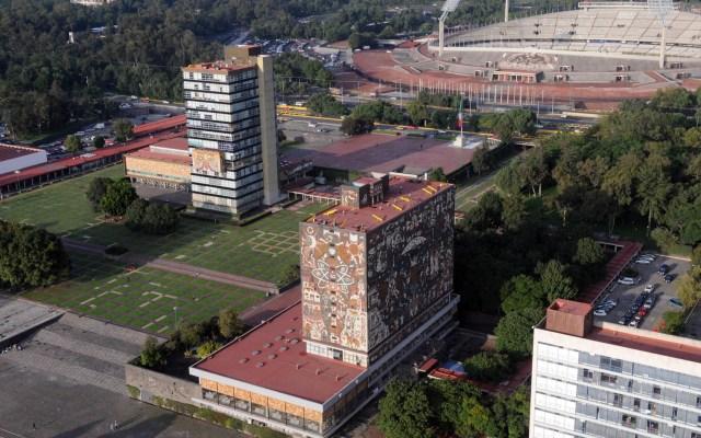 ¿Cómo consultar los resultados del concurso de selección de la UNAM? - Vista Aérea de Ciudad Universitaria. Foto de UNAM