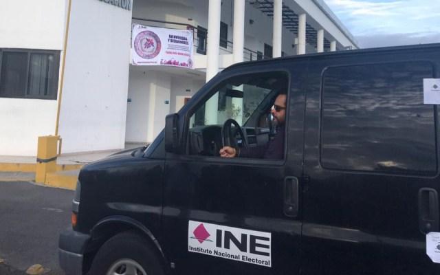 Llegan votos del extranjero para gobernador de Puebla - votos gobernador puebla extranjero