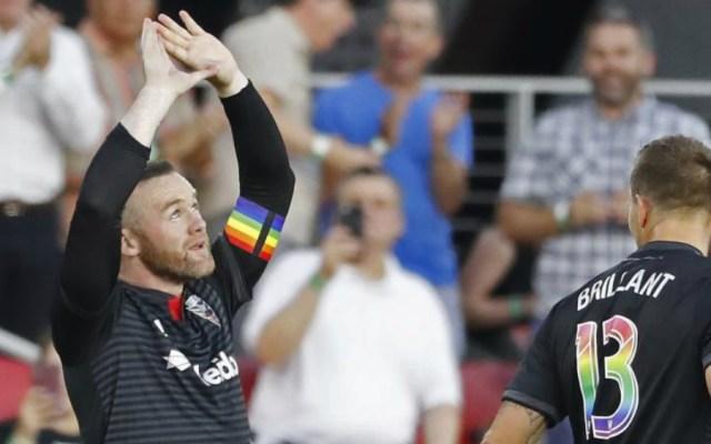 #Video El golazo de media cancha de Rooney en la MLS - Foto de D.C. United