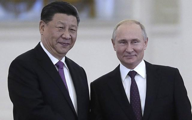 Putin y Xi lanzan contraofensiva a guerra comercial de Estados Unidos - Foto de Kremlin