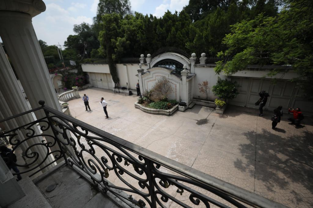 Zhenli Ye Gon interpone amparo para evitar subasta de su residencia - Foto de EFE
