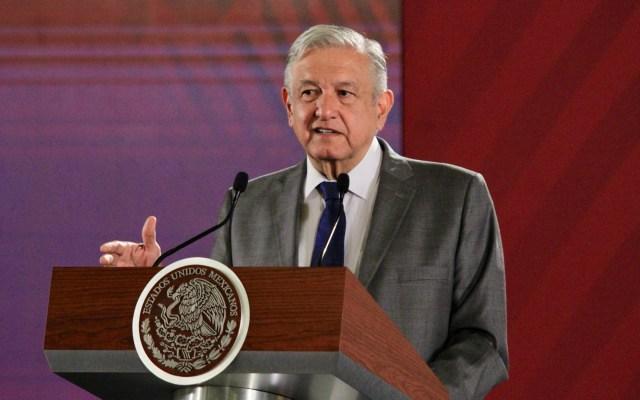 Rechaza AMLO opinar sobre ampliación de mandato en BC; 'que lo resuelva la autoridad competente' - Foto de Notimex.