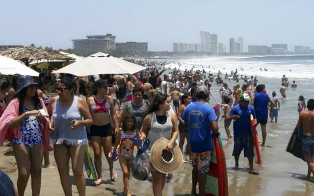 México prevé que turismo crecerá un 4.7 por ciento en 2019 - Turismo aporta el 8.7 por ciento del PIB en México