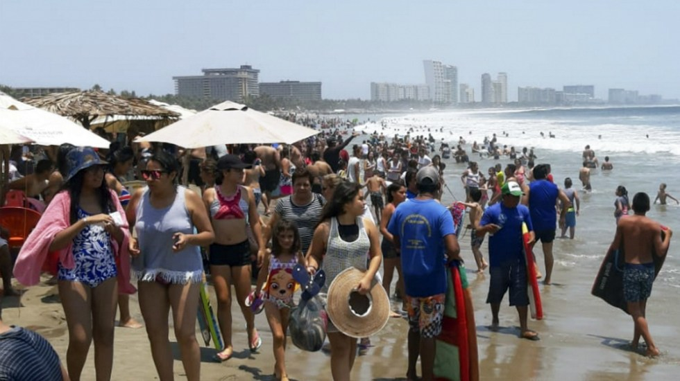 México prevé que turismo crecerá un 4.7 por ciento en 2019 - Foto de Notimex