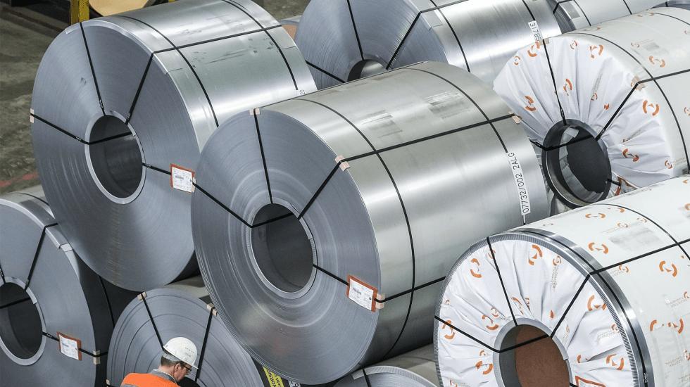 EE.UU. impondrá aranceles de 18 por ciento al acero de México por 'dumping' - acero