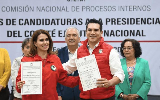 Alejandro Moreno apuesta por un PRI crítico - Foto de @PRI_Nacional