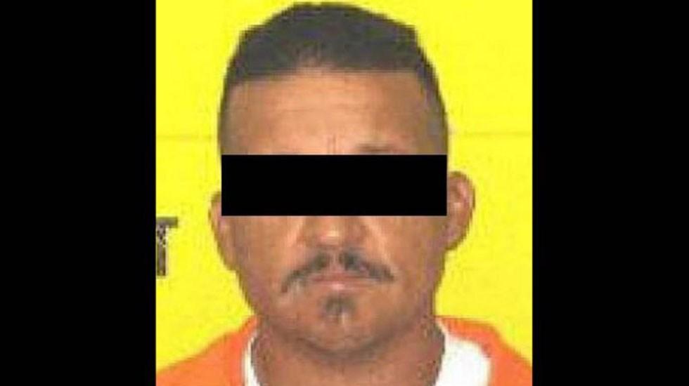 FGR entrega a EE.UU. al narcotraficante Amado Estevez Jr. - Amado Estevez Jr. Foto de FGR