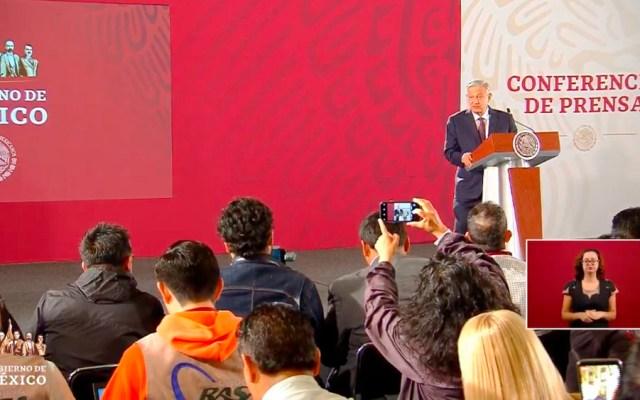 'Necesitamos mejorar los servicios de salud', reconoce López Obrador - Conferencia AMLO 19 de julio. Captura de pantalla