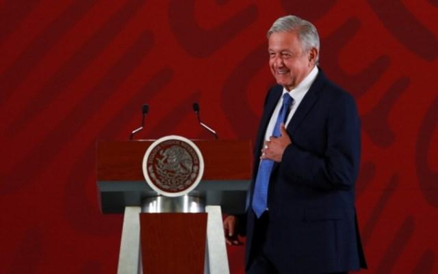 Estoy muy bien de salud; no me voy a reelegir: López Obrador - amlo conferencia López Obrador