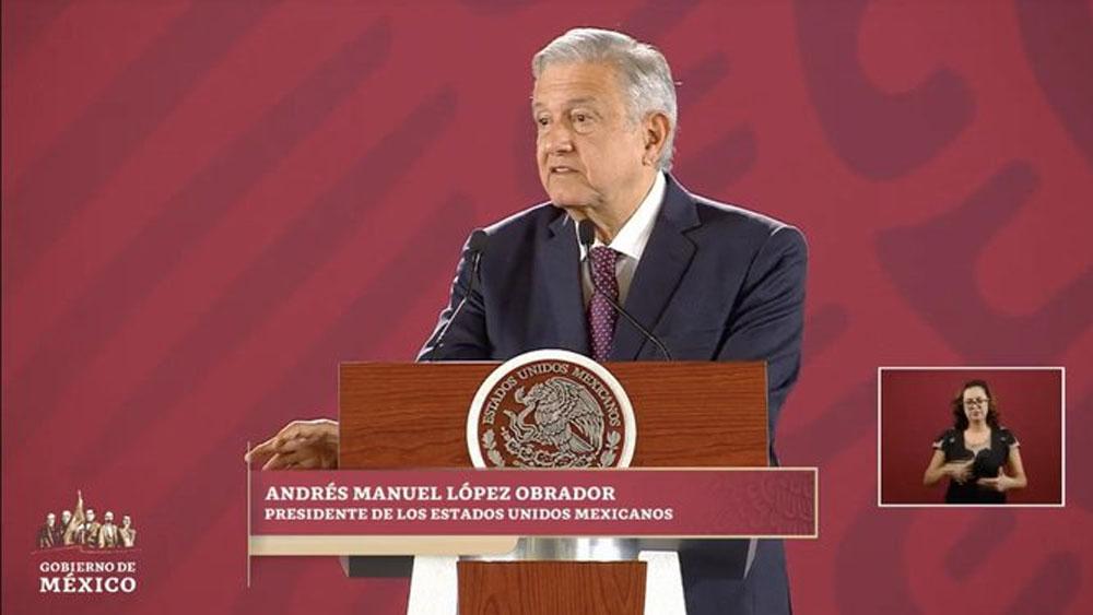 Reitera AMLO colaboración con FGR en casos Lozoya, Collado y Ancira