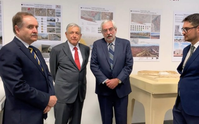 UNAM tiene listos 104 proyectos de desarrollo urbano para el país - AMLO UNAM proyectos desarrollo urbano