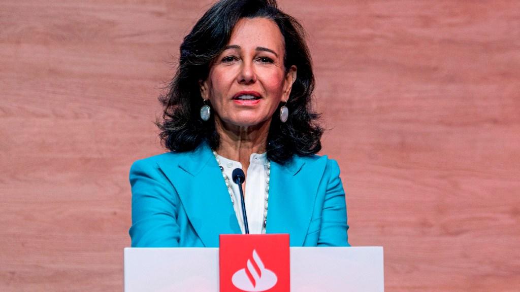 Banco Santander aprueba ampliación de capital para recomprar filial mexicana. Noticias en tiempo real
