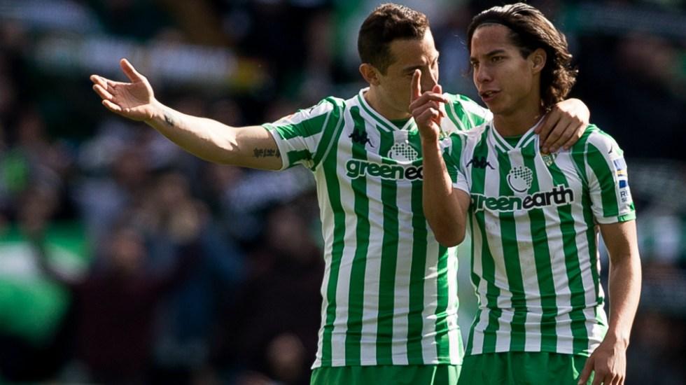 Betis se medirá el 28 de julio con el Puebla en México - Foto de Mexsport
