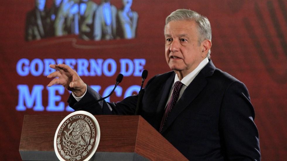 Un expresidente debe impuestos: AMLO - Andrés Manuel López Obrador al afirmar que un expresidente debe impuestos. Foto de Notimex- Javier Lira.