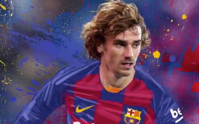 Barcelona contrata a Antoine Griezmann - Antoine Griezmann
