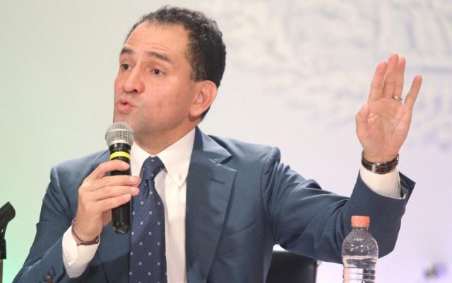 Esposa de Arturo Herrera no ocupa ningún cargo en el gobierno: SHCP - Arturo Herrera SHCP