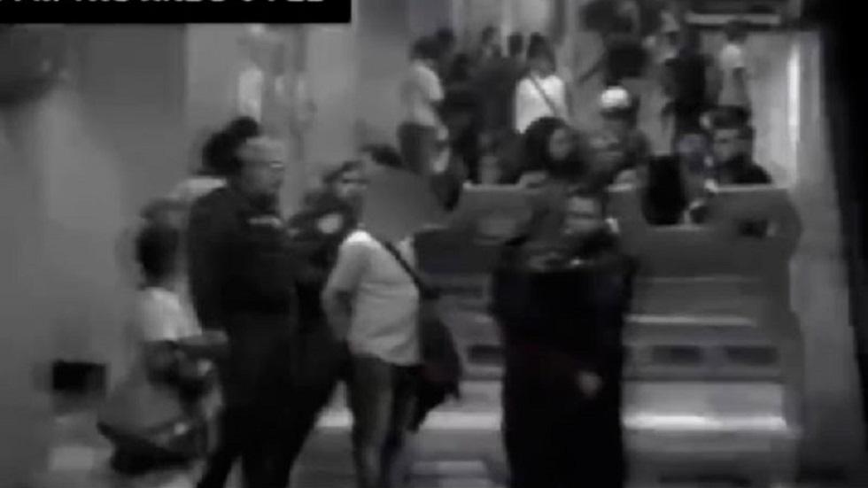 Aseguran a 'El Chocorrol', presunto líder de carteristas en el Metro. Noticias en tiempo real