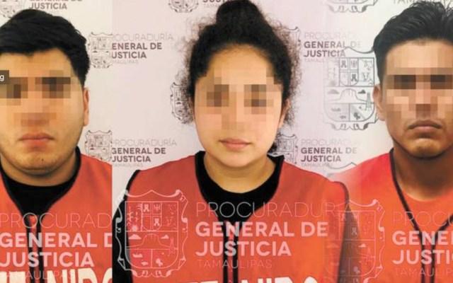 Caen tres presuntos homicidas de estudiante en Tamaulipas - homicidas