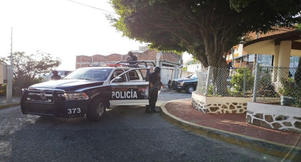 Enfrentamiento en Acapulco deja un presunto delincuente abatido - Foto de Quadratín
