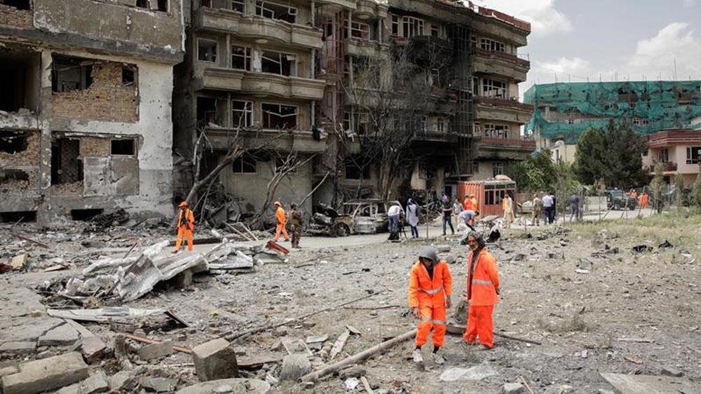 Más de dos mil muertos en reconstrucción de Afganistán - ataque Afganistán