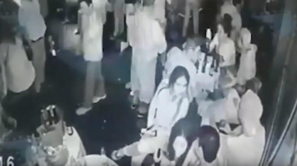 #Video Así fue el ataque a bar de Acapulco - Captura de pantalla