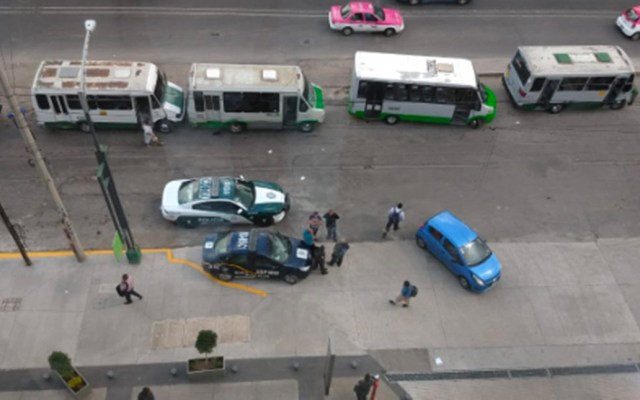 Disparan en la cabeza a despachador de ruta en la Cuauhtémoc - disparan