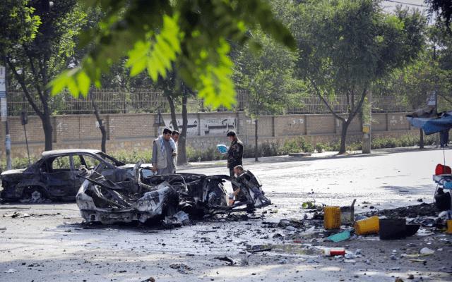 Explosión cerca de Universidad de Kabul deja al menos ocho muertos - Atentado Kabul