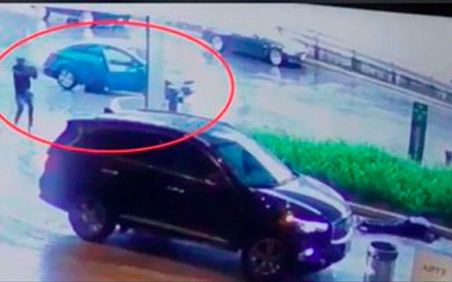 Encuentran vehículo implicado en el caso Artz Pedregal - auto complices artz pedregal