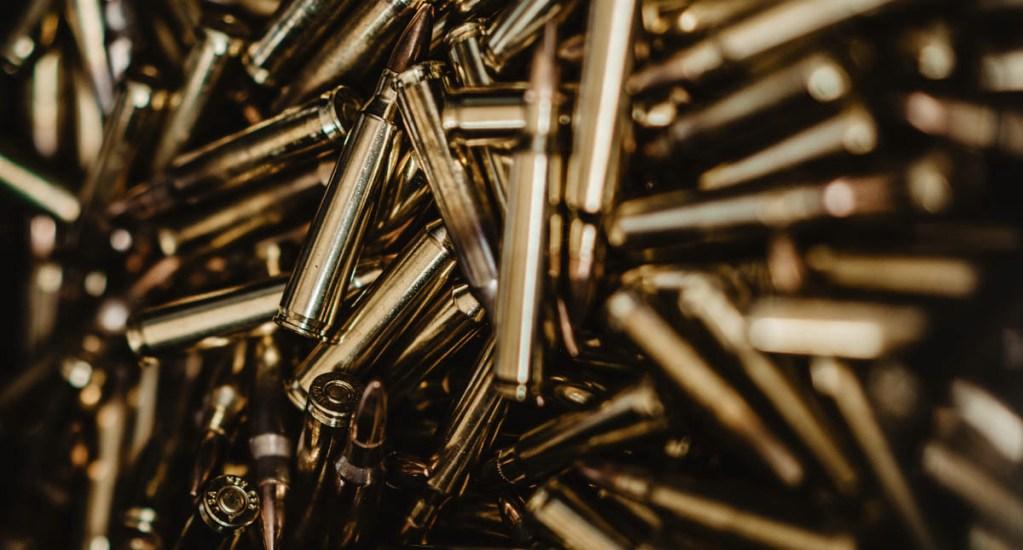 Detienen en Sonora a estadounidense con casi 4 mil cartuchos útiles - Balas armas violencia