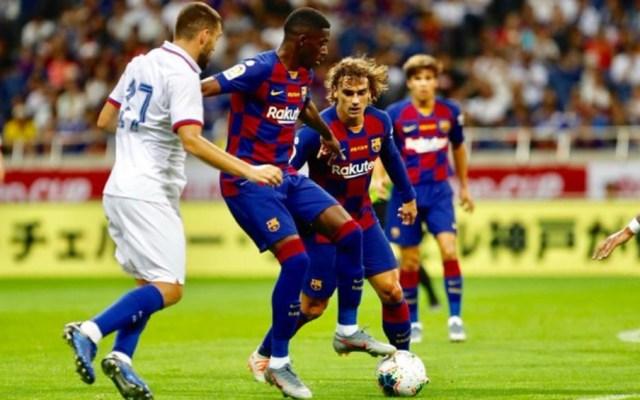 Chelsea vence al Barcelona en Japón - Chelsea barcelona