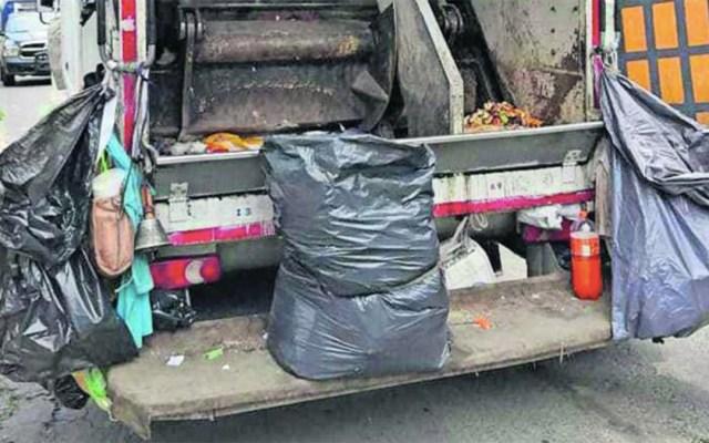 Encuentran cadáver de recién nacido en bolsa de basura en Tlalpan - recién nacido bolsa de basura tlalpan