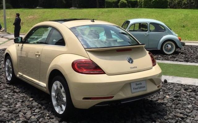Volkswagen se despide del Beetle tras 22 años - Foto de VW