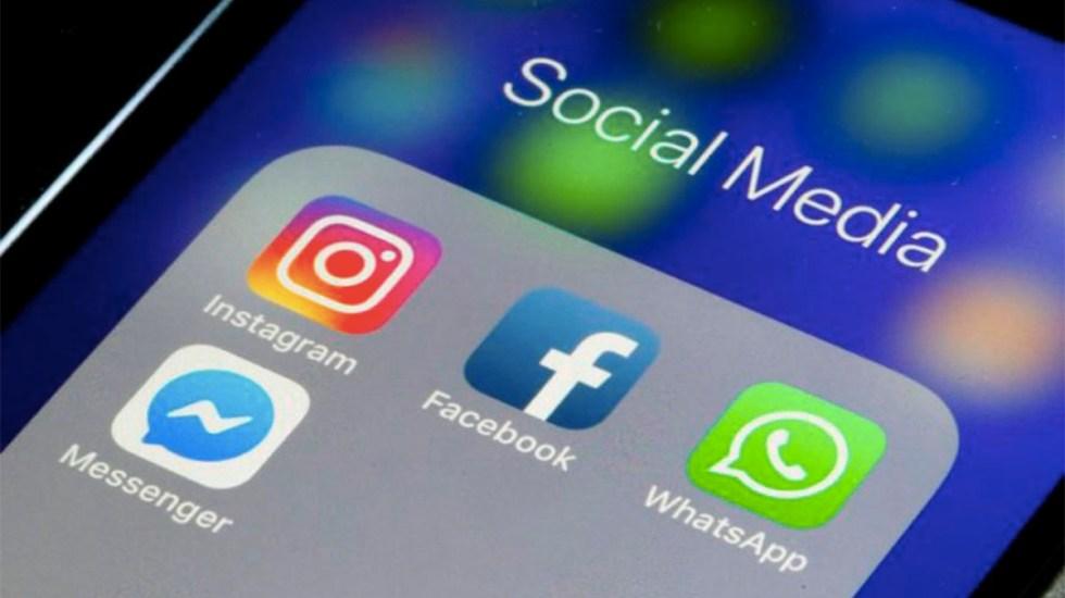 Redes sociales e internet aumentan la depresión a nivel mundial - caída mundial redes sociales