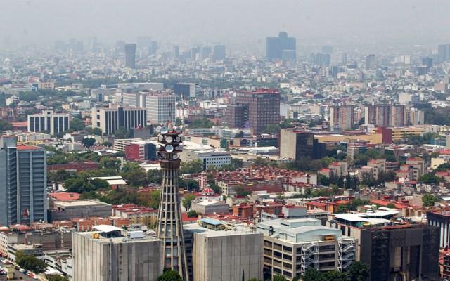 Activan medidas preventivas por ozono en el Valle de México - came ozono ciudad de méxico