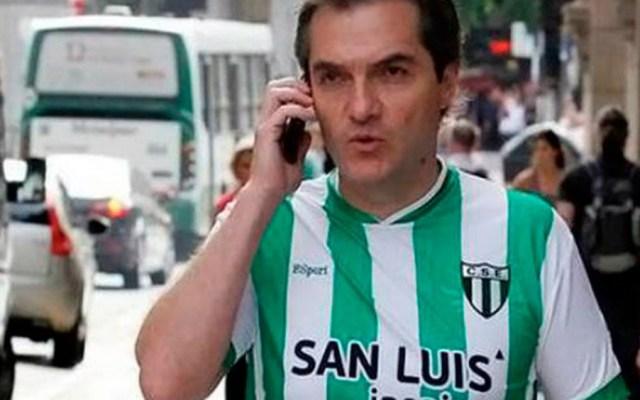 FGR va por Carlos Ahumada por extorsión y fraude - Carlos Ahumada. Foto de lavozdelinterior.com.ar