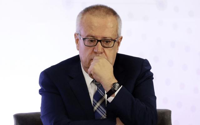 El mayor problema que enfrenta México económicamente es que no hay dinero público, advierte Carlos Urzúa - Carlos Urzúa