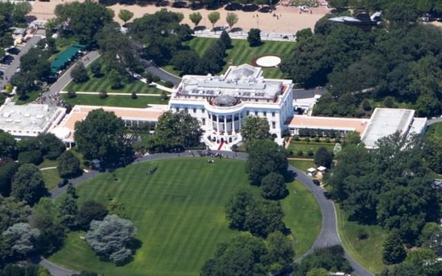 Trump y May acuerdan presionar a Irán para que no obtenga una bomba nuclear - Theresa May Casa Blanca Estados Unidos Irán