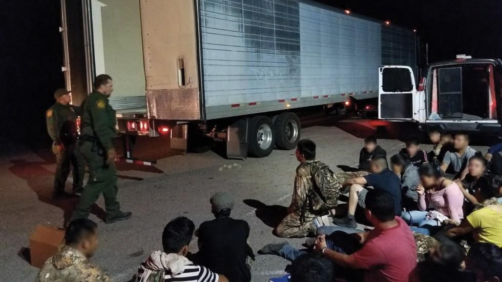Alcaldes y gobernadores de EE.UU. rechazan redadas contra migrantes - Foto de @CBP