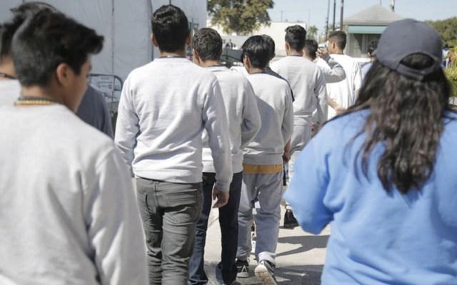 Centro de detención de menores migrantes en EE.UU. ya no recibe más niños - Centro detención menores migrantes Homestead Florida