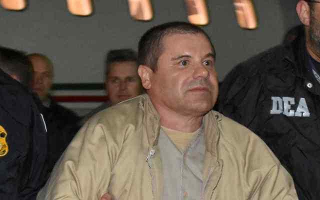Madre de 'El Chapo' pide a gobierno que regresen dinero de su hijo a México - El Chapo Foto de Archivo EFE.
