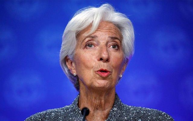 Advierte Lagarde que la variante delta puede retrasar la apertura total de la economía - christine-lagarde