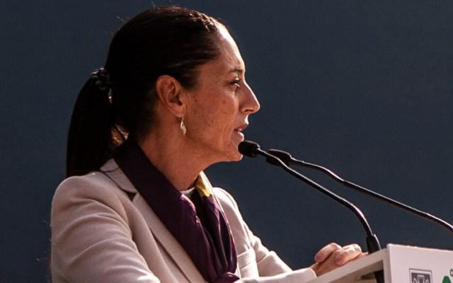 Todo el peso de la ley contra policías acusados de violación: Sheinbaum - Claudia Sheinbaum SSC policías violar